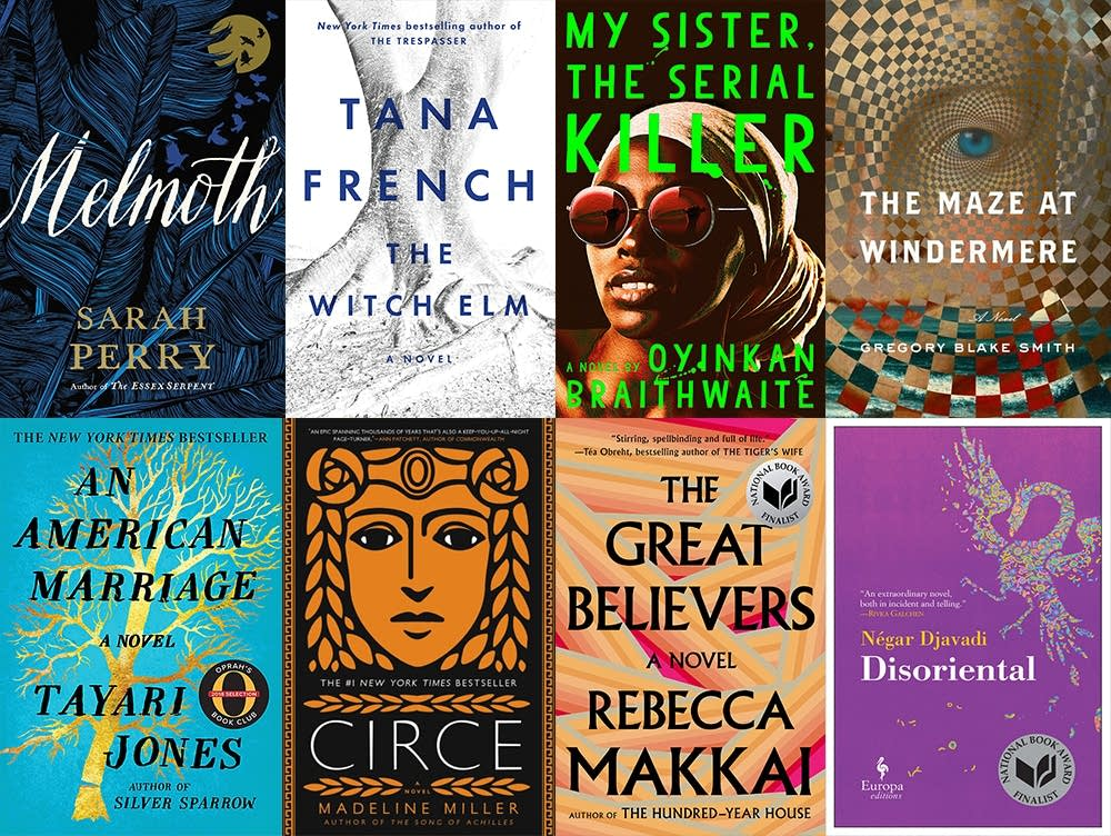 Fiction picks of 2018.
