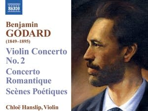 Benjamin Godard - Concerto Romantique: III. Canzonetta