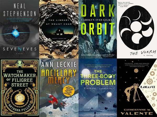 Top scifi and fantasy picks of 2015