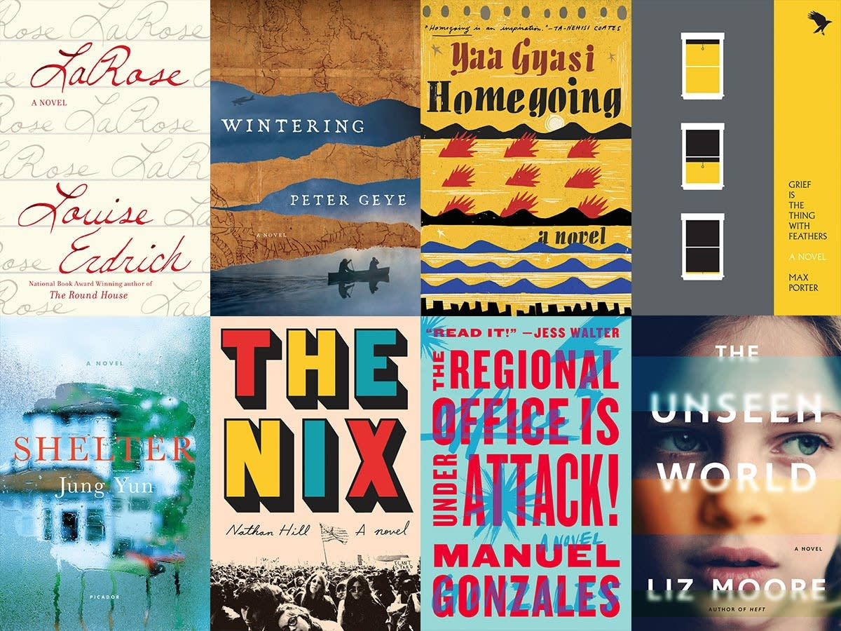Some of The Thread's fiction picks of 2016