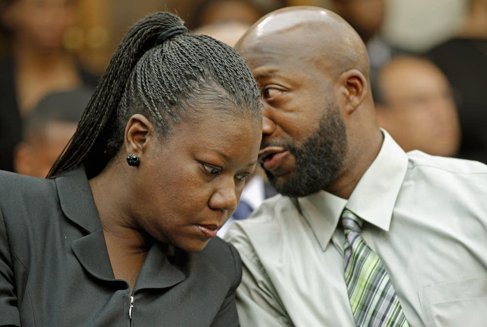 Trayvon Martin's Parents Attend Capitol Hill Brief