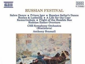 Nikolai Rimsky-Korsakov - Russian Easter Festival