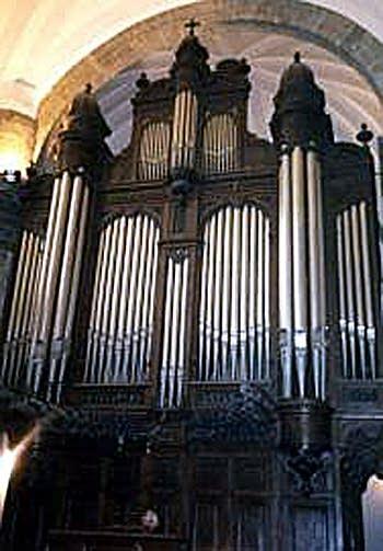 1898 Cavaillé-coll Organ at Santa Maria La Real in Azkoitia, Spain