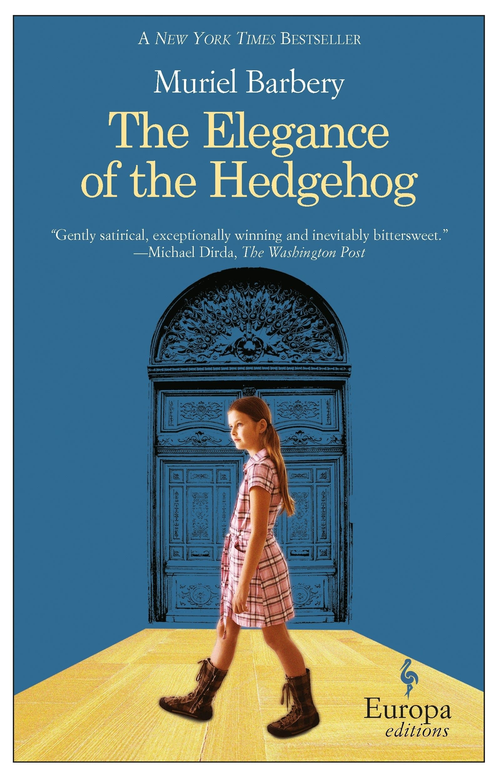 'The Elegance of the Hedgehog' by Muriel Barbery