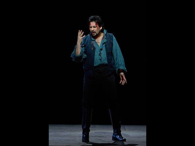 Marcelo Alvarez as Cavaradossi