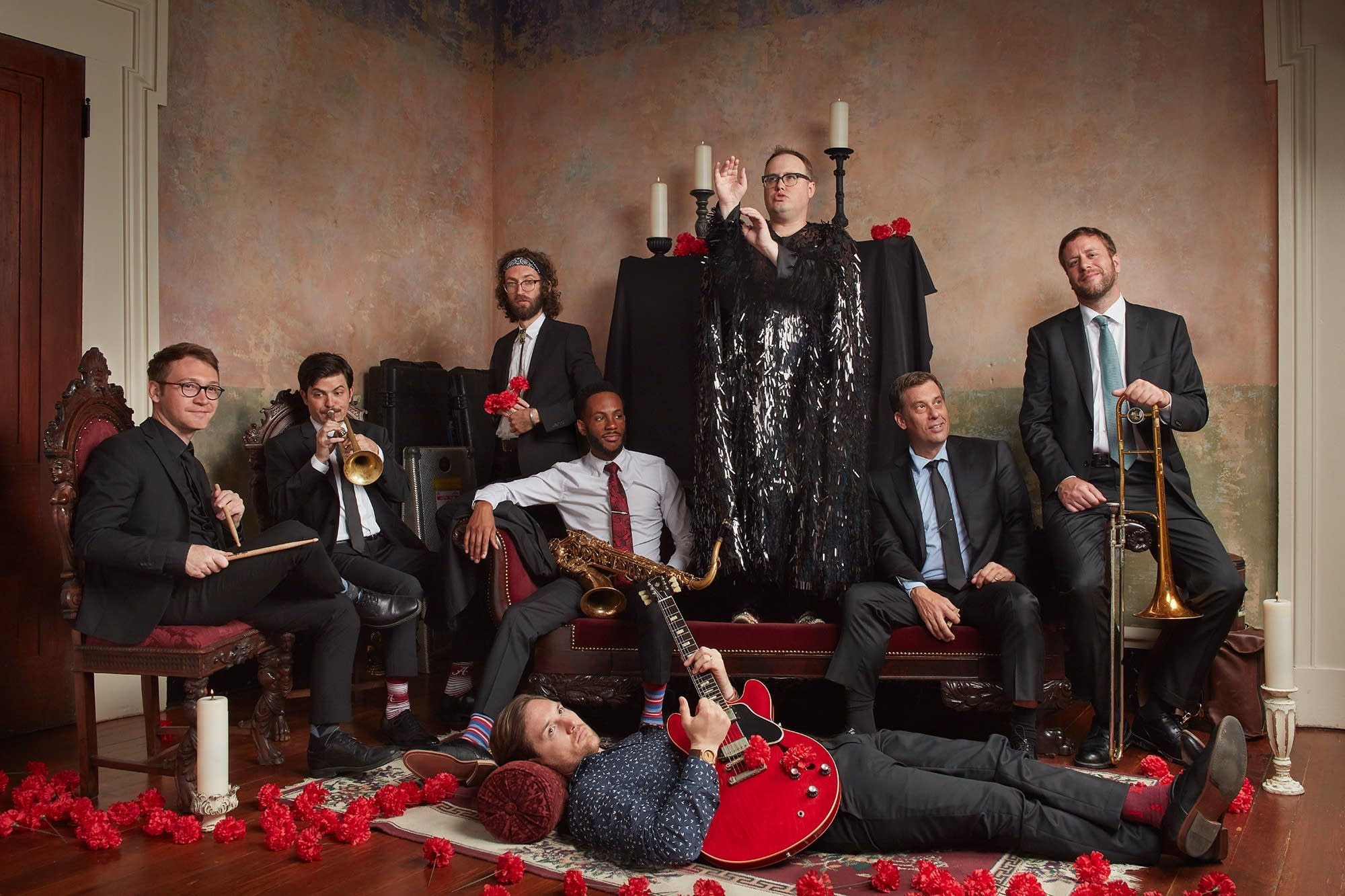 St  Paul and the Broken Bones dial it down for the dance