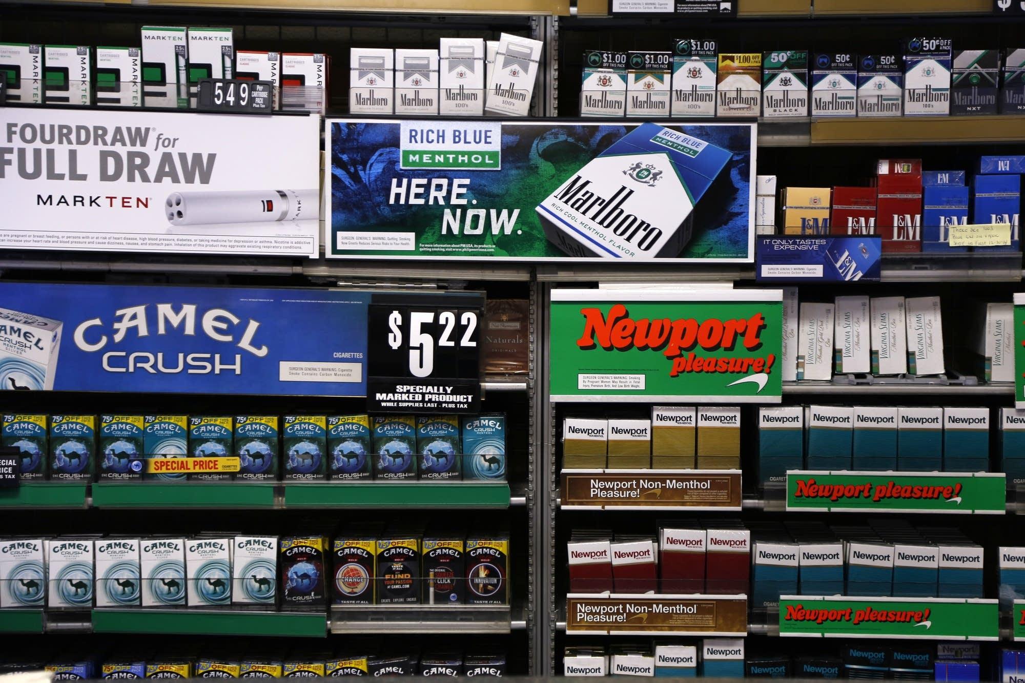 Minn. city raises tobacco buying age to 21