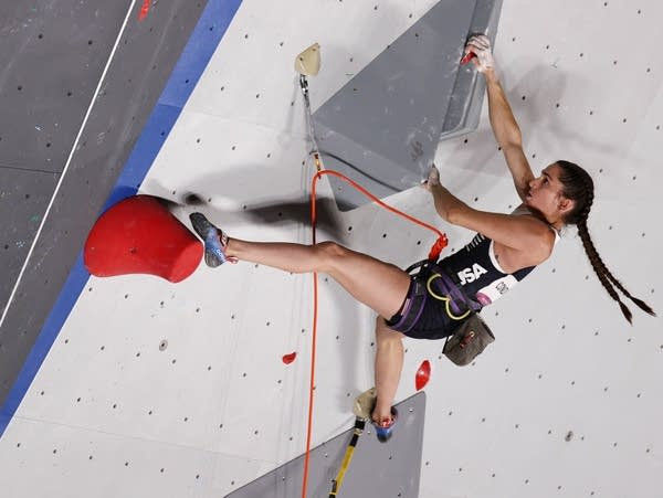 Sport Climbing - Olympics: Day 12