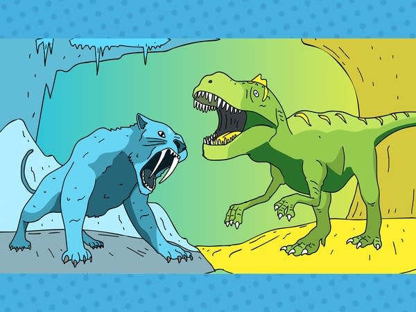 Smash Boom Best: Ice Age vs Jurassic