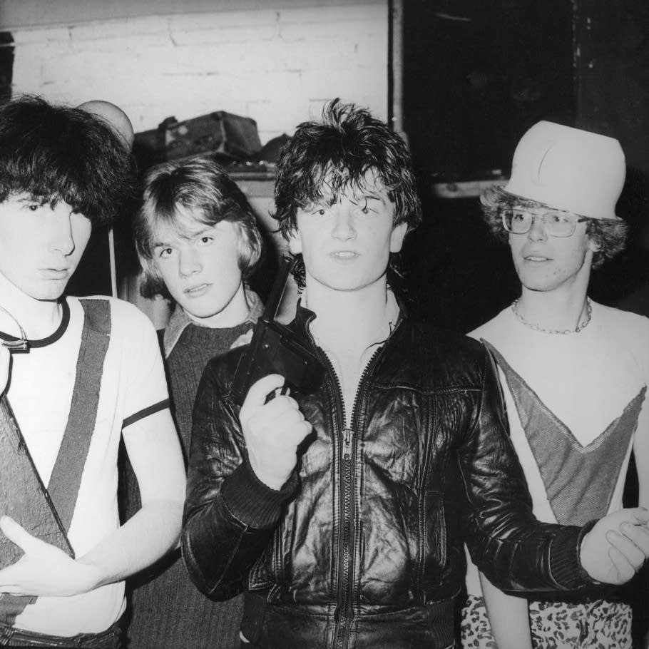 Young U2