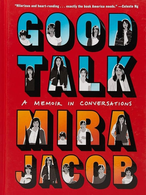 'Good Talk' by Mira Jacob