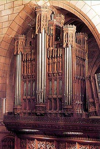 1937 Aeolian-Skinner at Saint Mark's Episcopal Church, Philadelphia, PA