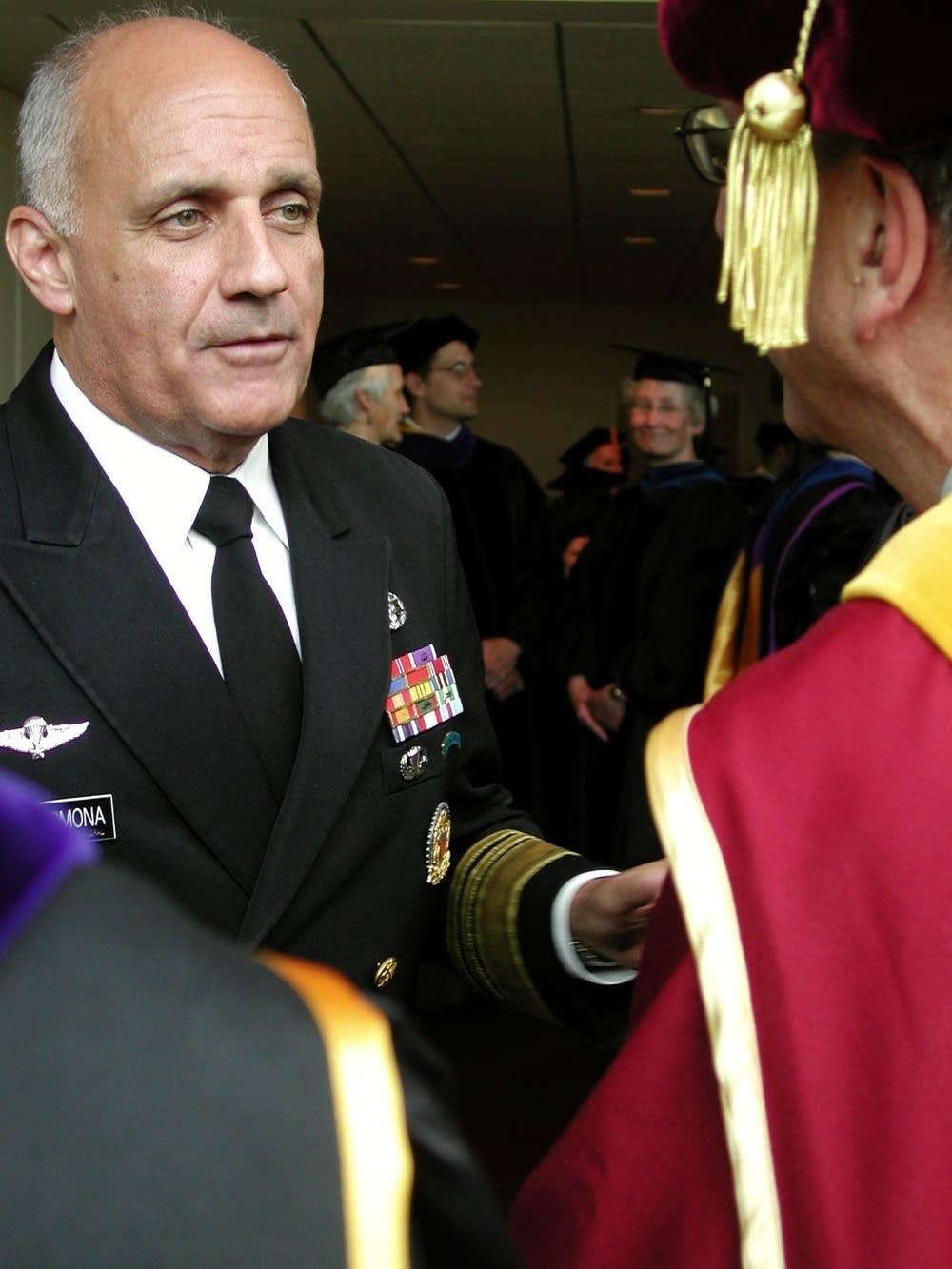 Surgeon General Richard Carmona