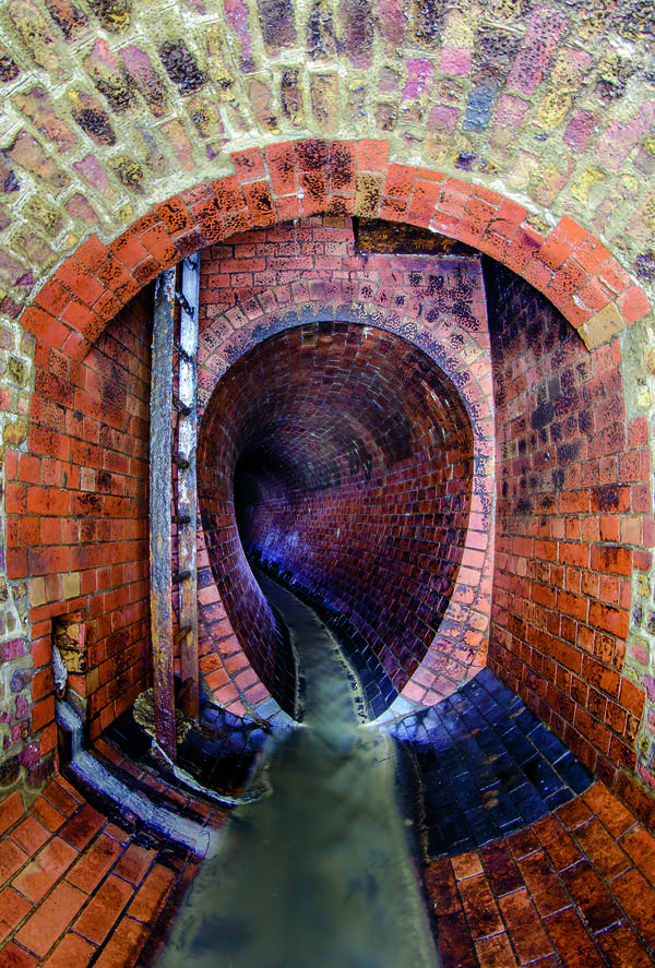 King's Scholars' Pond sewer