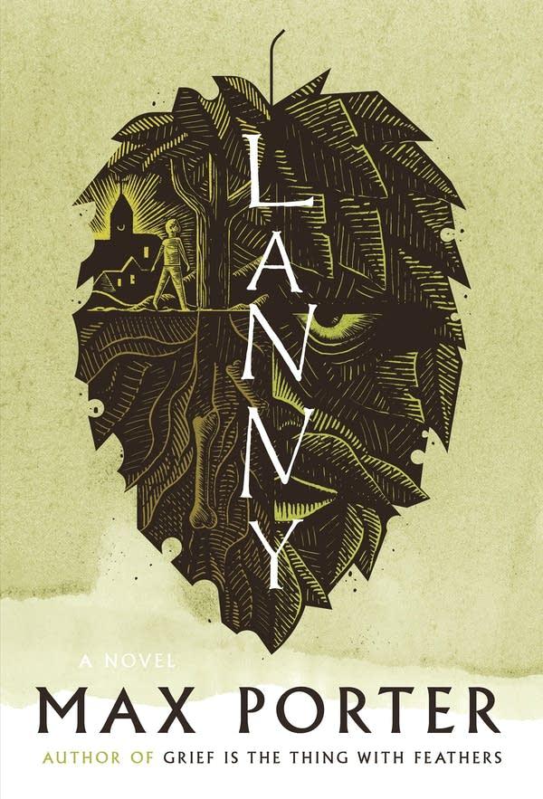 "Book jacket illustration for Max Porter's new novel ""Lanny."""