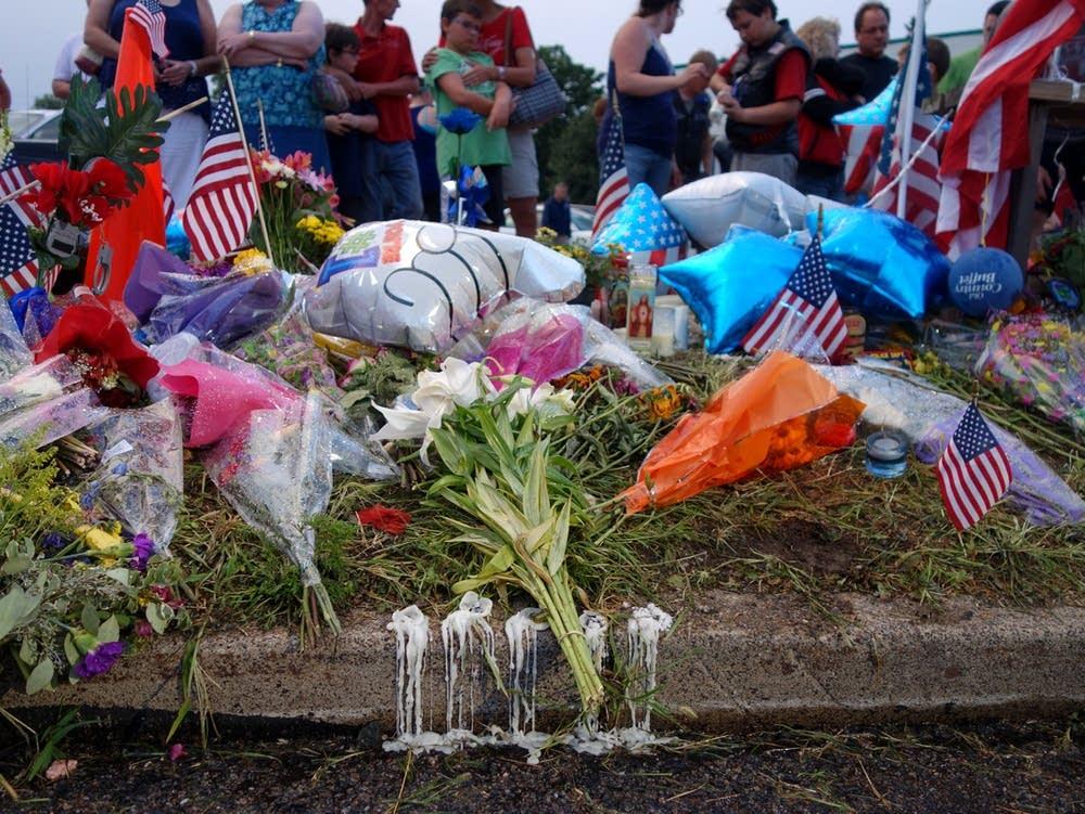 West St. Paul memorial