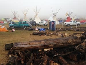 Dakota Access pipeline encampment