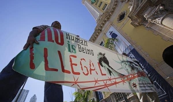Miami immigration rally