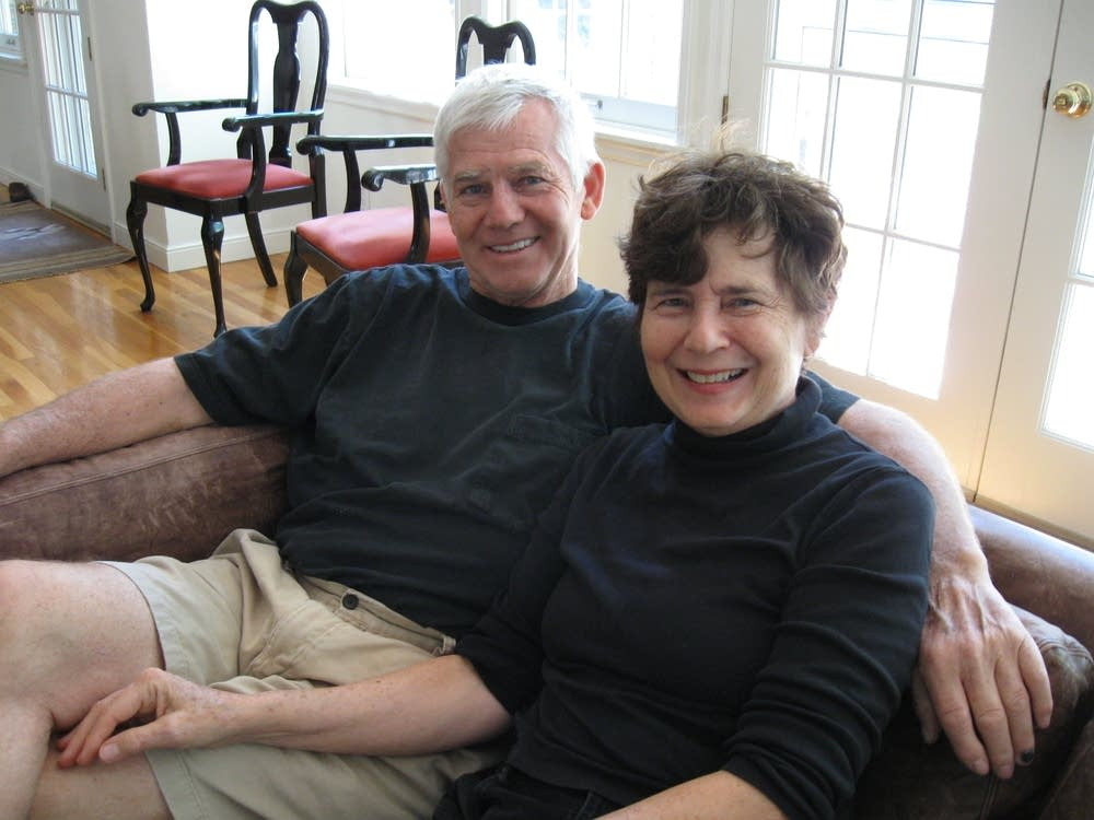 Carol and Len Lilyholm