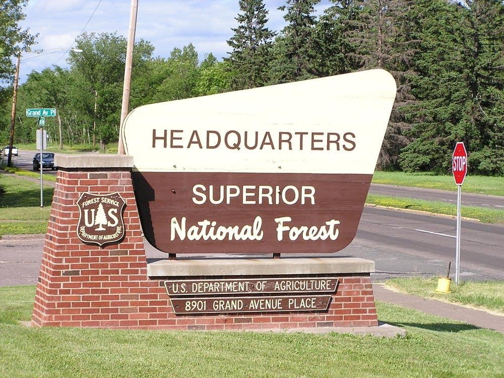 Superior Forest Headquarters