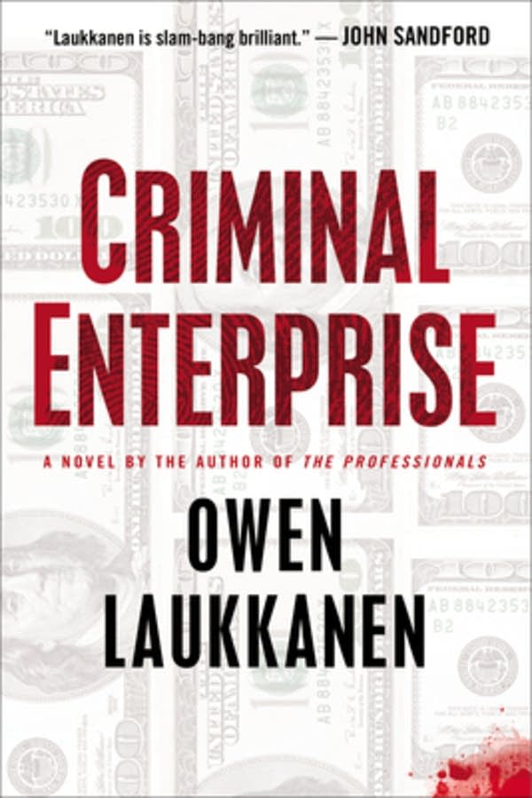 'Criminal Enterprise' by Owen Laukkanen