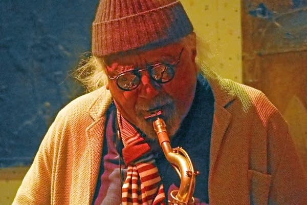 Charles Lloyd plays a pop-up performance with Jason Moran at the Walker.
