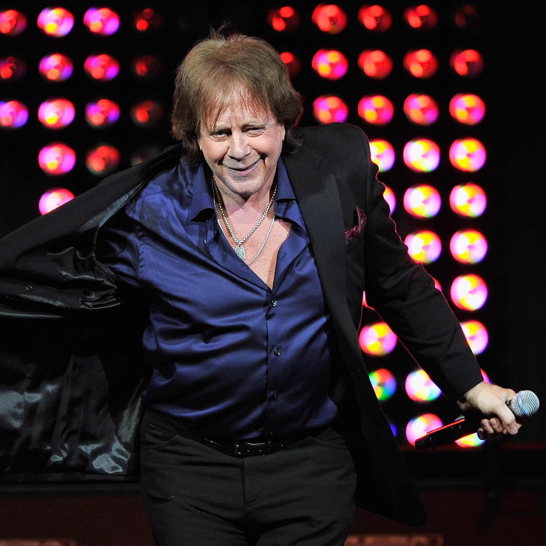 Eddie Money performs in 2017 in the Bay Area, where he got his start.