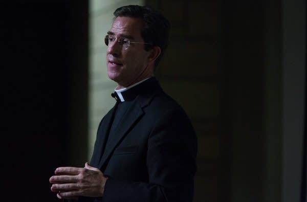 The Rev. Peter Laird