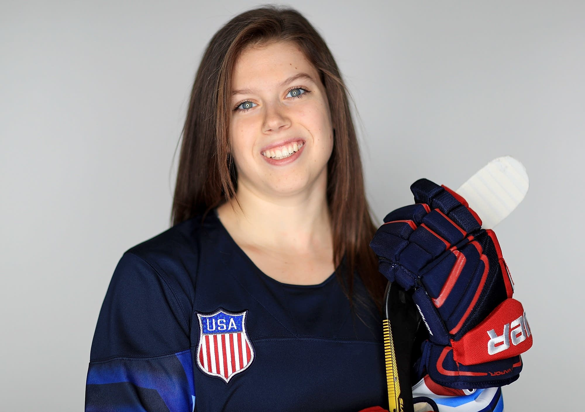 Sidney Morin, Team USA women's hockey