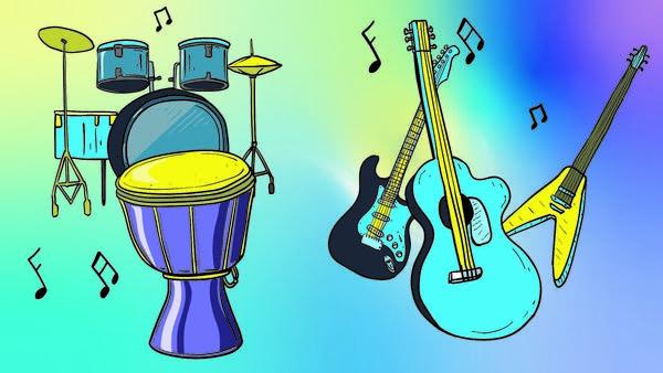 Smash Boom Best: Drums vs Guitars