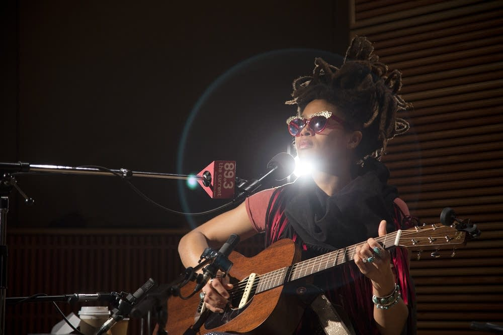 Valerie June at The Current in 2017