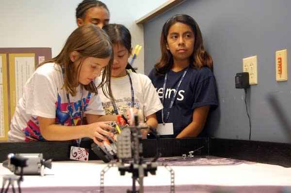GEMS program participants