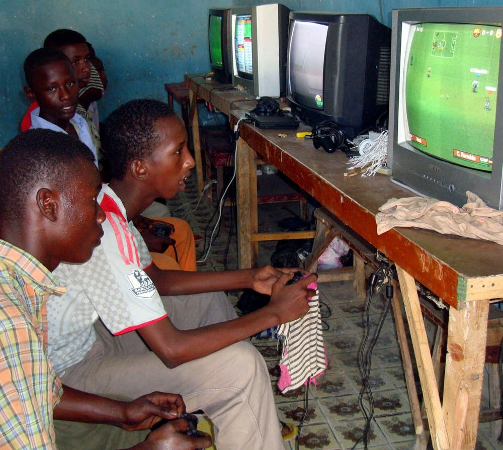 Somali video games