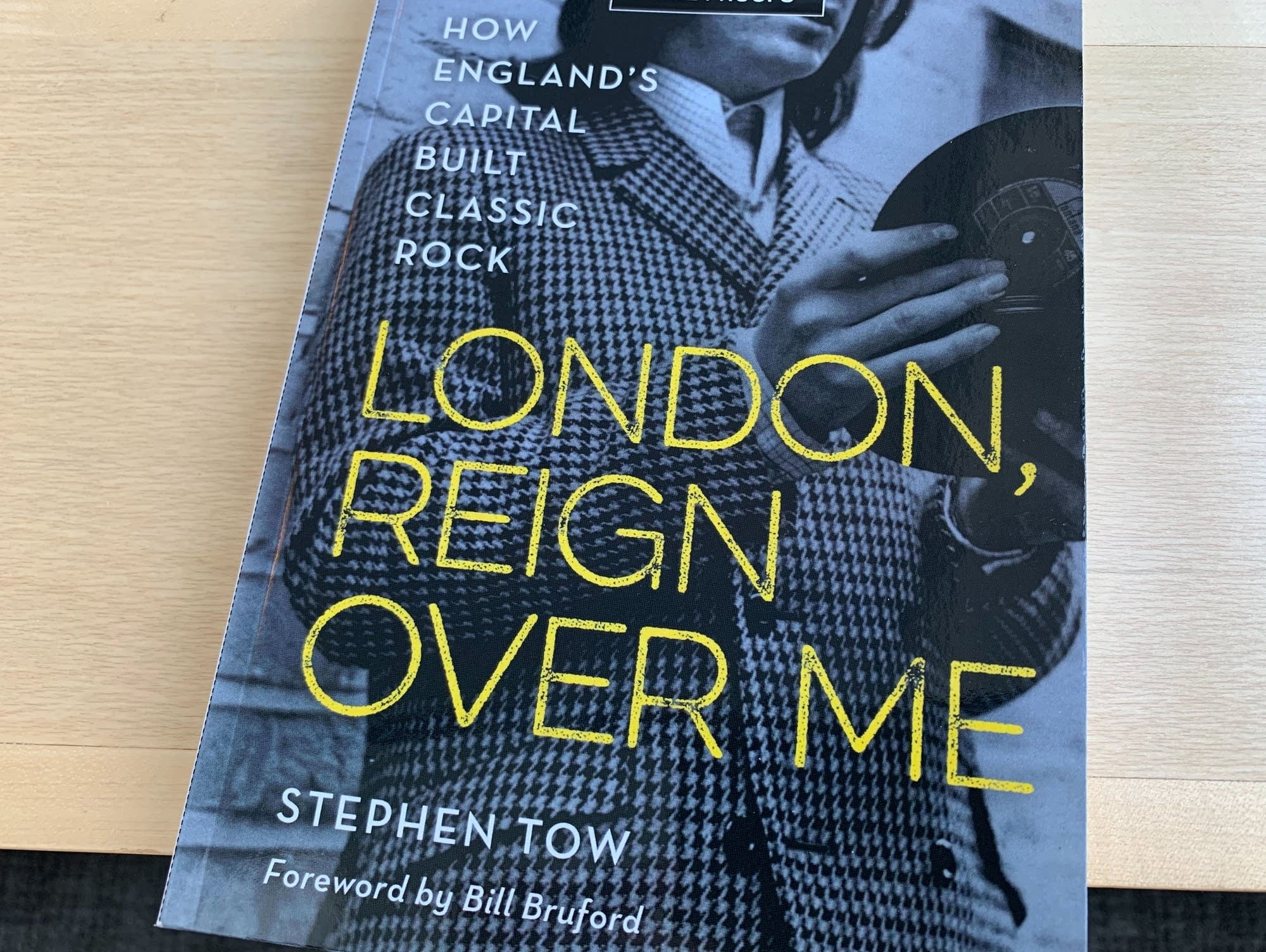 Stephen Tow's 'London, Reign Over Me.'