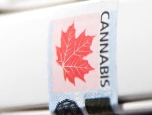 Canadian cannabis items for sale
