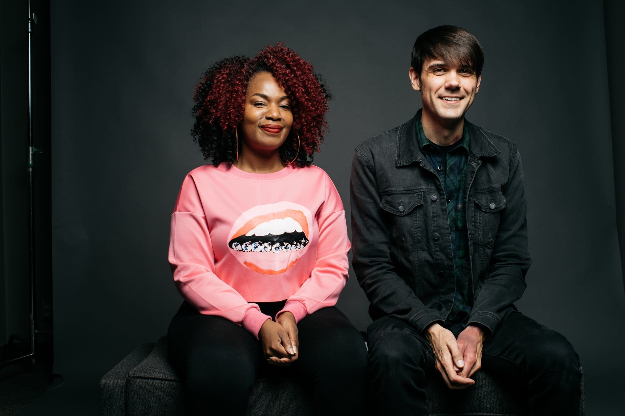 Meet the new voices on The Current: Sanni Brown and Eric