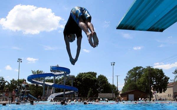 Winona pool
