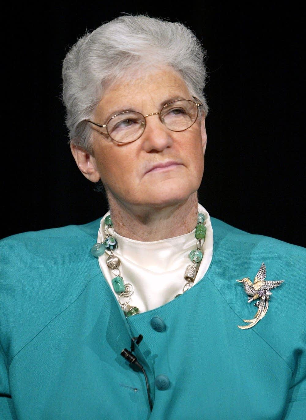 Former Philadelphia D.A. Lynne Abraham