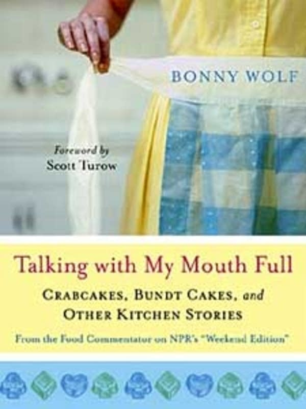 """Talking with My Mouth Full"""