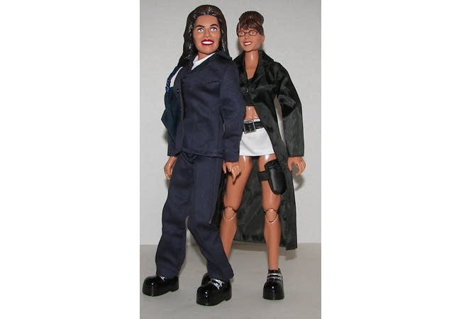 Bachmann action figure
