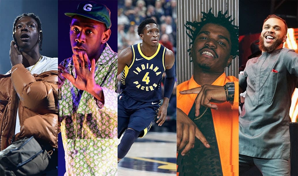 Five slept-on hip-hop and R&B artists of 2017