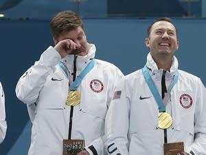 Pyeongchang Olympics Curling gold medal winners