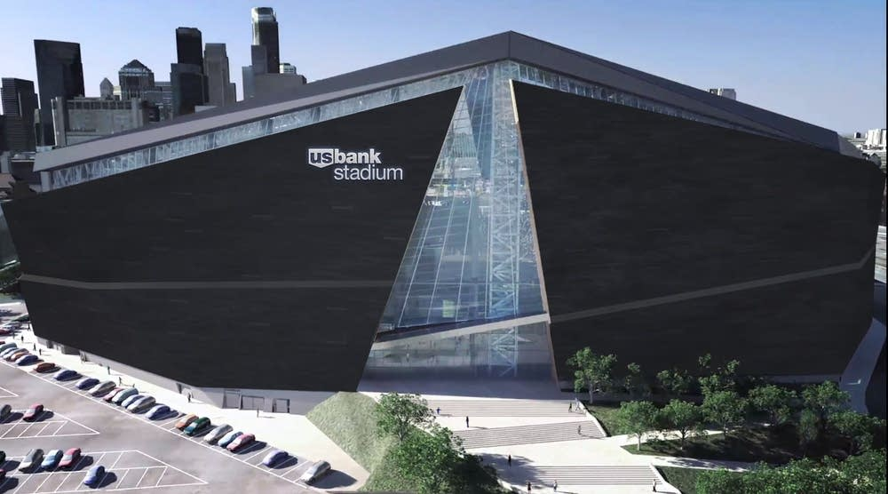 New Vikings Stadium Looking To Recruit Thousands Of