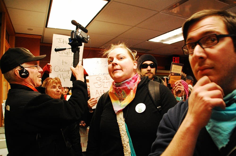 Occupy Minneapolis