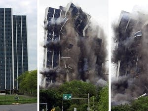 Martin Tower, the 21-story former world headquarters of Bethlehem Steel