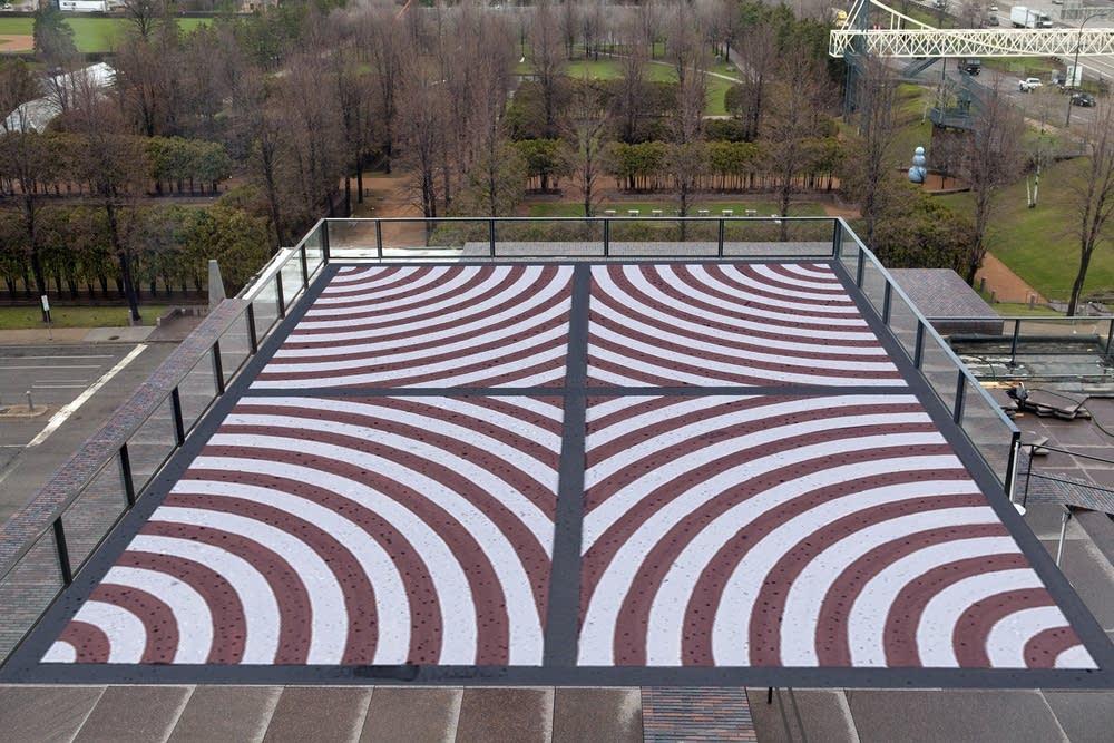 How the walker 39 s sculpture garden will grow mpr news - Walker art center sculpture garden ...