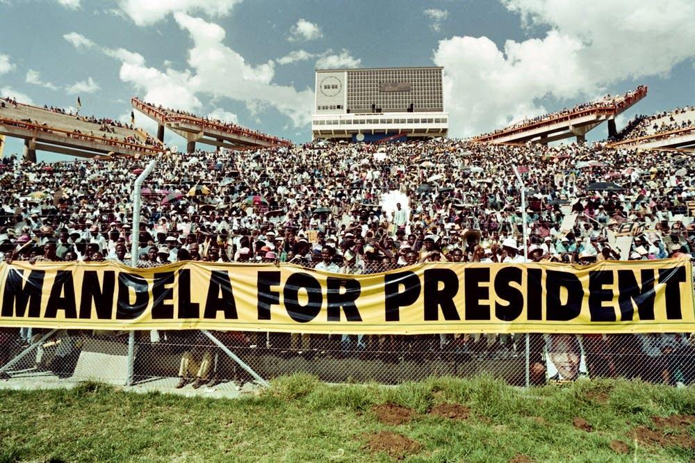 Mandela for president