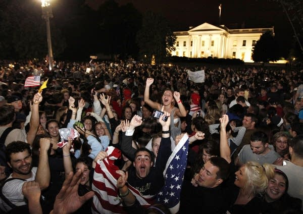 White House crowds