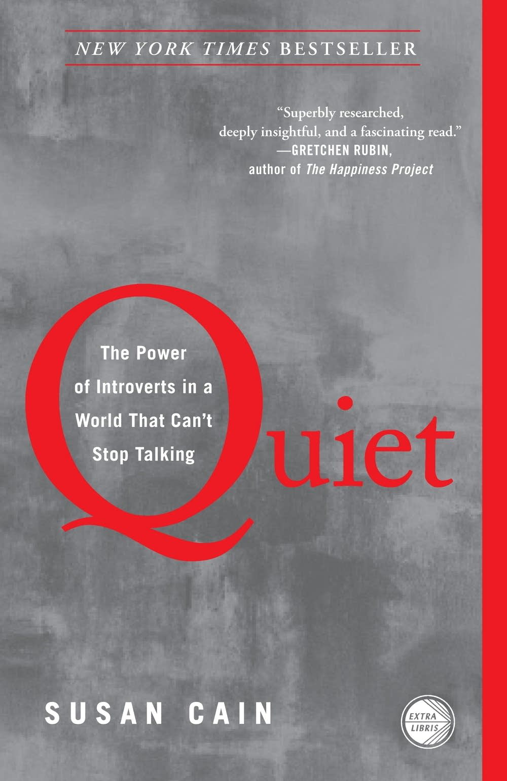 "Cover of ""Quiet"""
