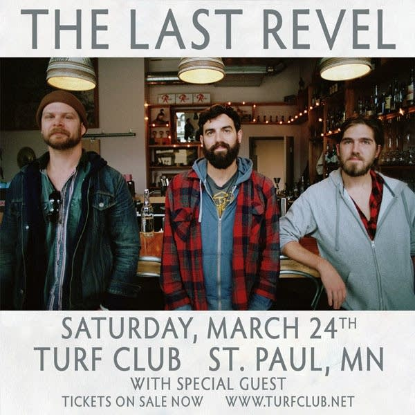 The Last Revel show at the Turf Club